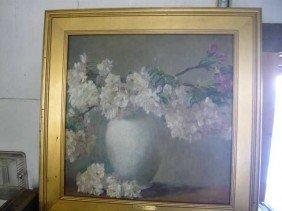 """Reproduction, """"Cherry Blossom"""" Vasleriy Chuikov,"""
