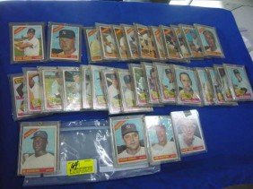 (32) Baseball  Cards: (16) 1965: 177,