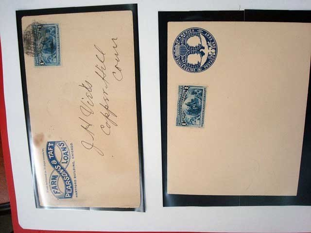 79D: U.S. Stamp Collection, Including:
