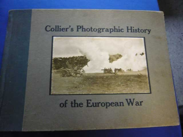 127: Collier's Photographic History of the European