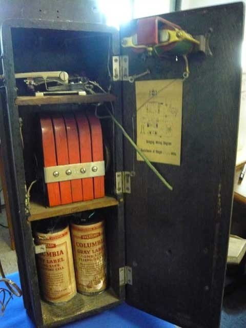 """171: Wall Telephone, """"The William's Telephone and - 2"""
