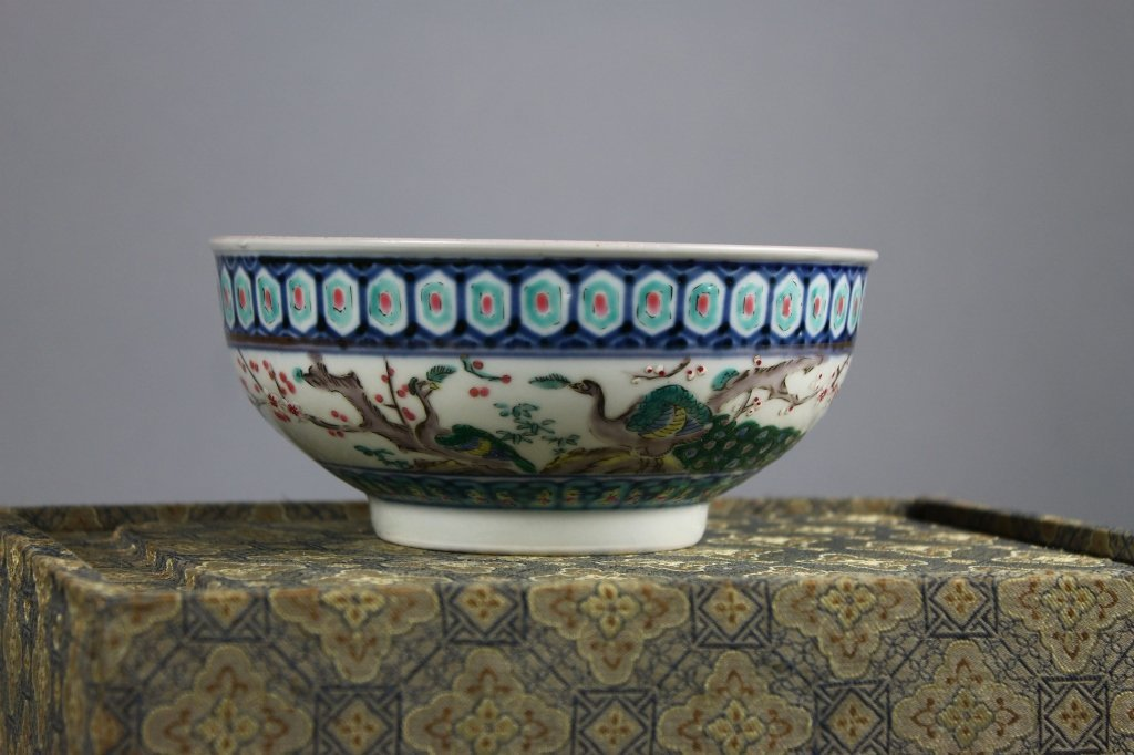 Chinese 20th c. Doucai Marked Bowl