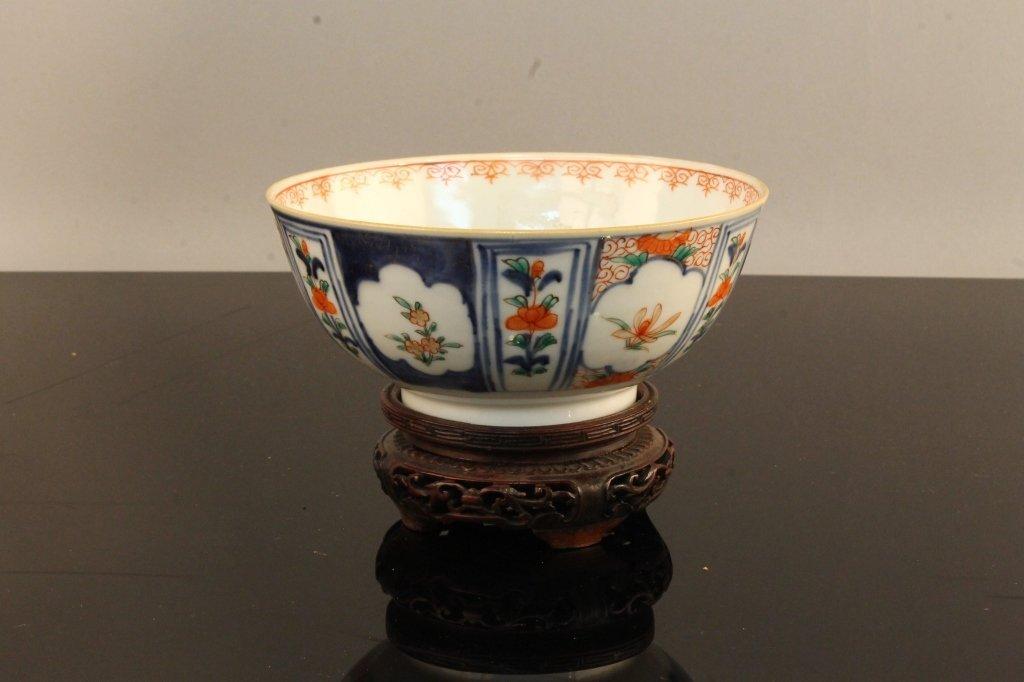 Chinese Imari Bowl c.1760