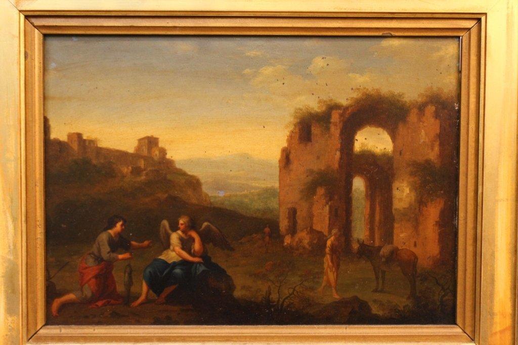 Cornelis van Poelenburgh c1594-1667 Oil Painting