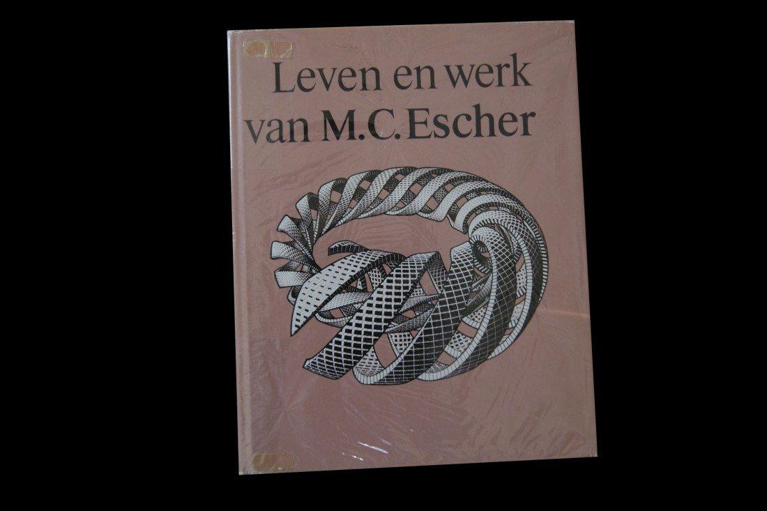 4: 1st Edition Leven en werk van M.C. Escher