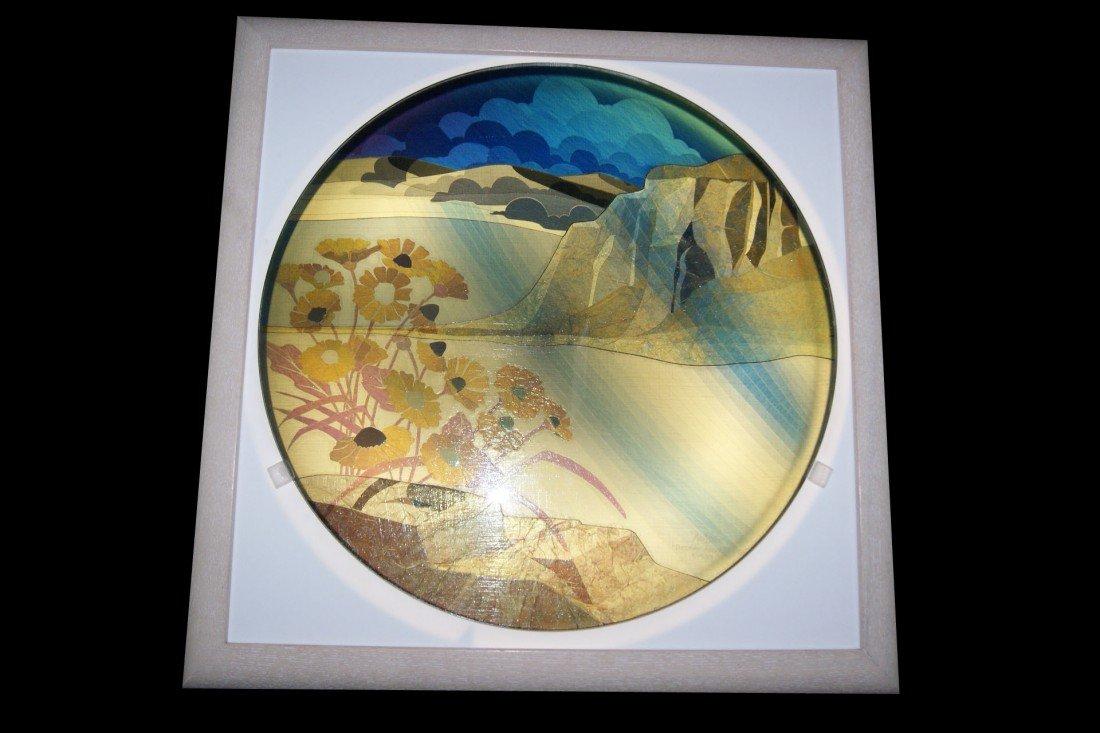 21: Austine Wood-Comarow Polage Illuminated art