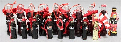 Coca Cola Christmas Bottle.Coca Cola Christmas Bottle Ornaments 18 Aug 26 2019