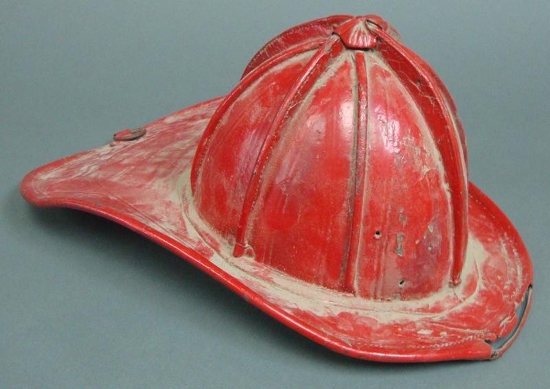 2: VINTAGE FIREMAN'S HAT