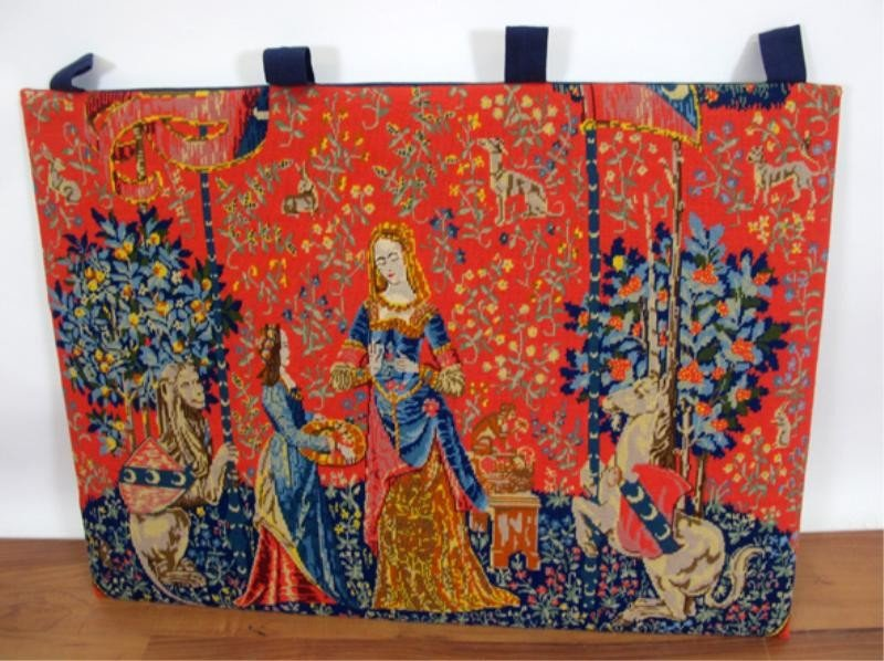350: THE LADY AND THE UNICORN TAPESTRY