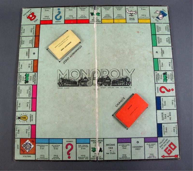 440: JOHN WADDINGTON LTD. MONOPOLY GAME