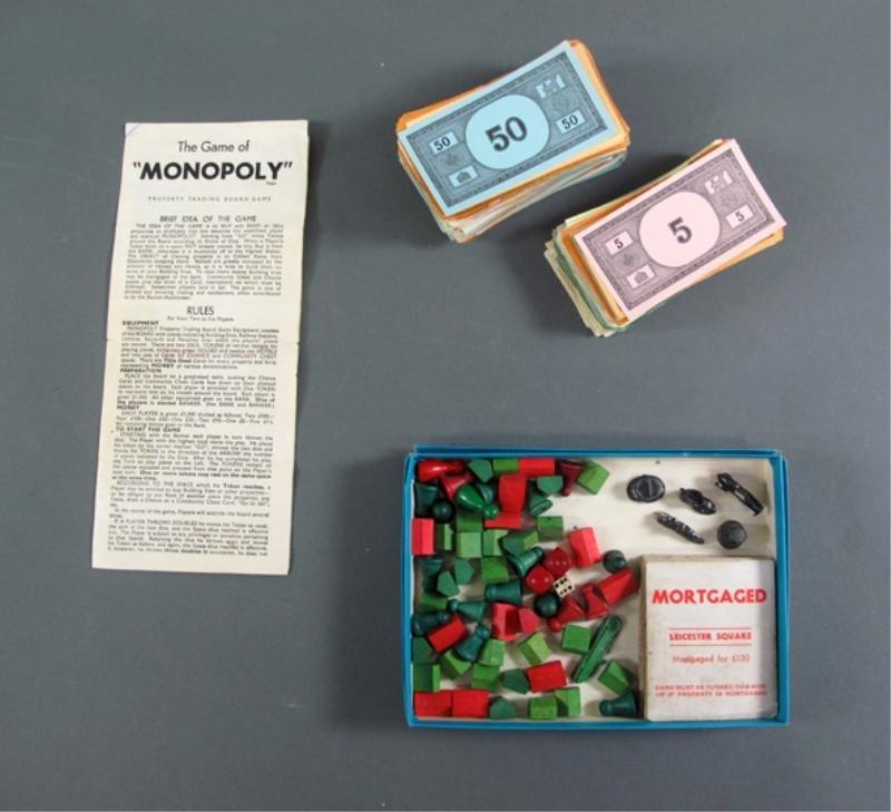 440: JOHN WADDINGTON LTD. MONOPOLY GAME - 2