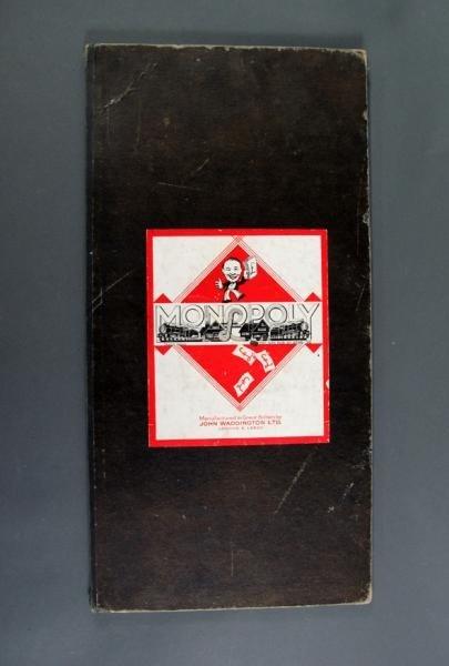 440: JOHN WADDINGTON LTD. MONOPOLY GAME - 3