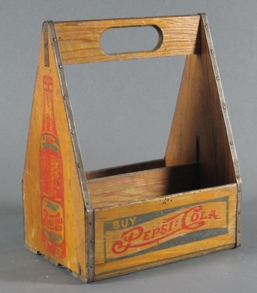 5: PRE-WAR PEPSI COLA 6 PACK HOLDER