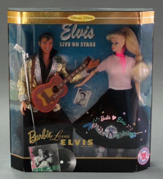 BARBIE LOVES ELVIS GIFT SET