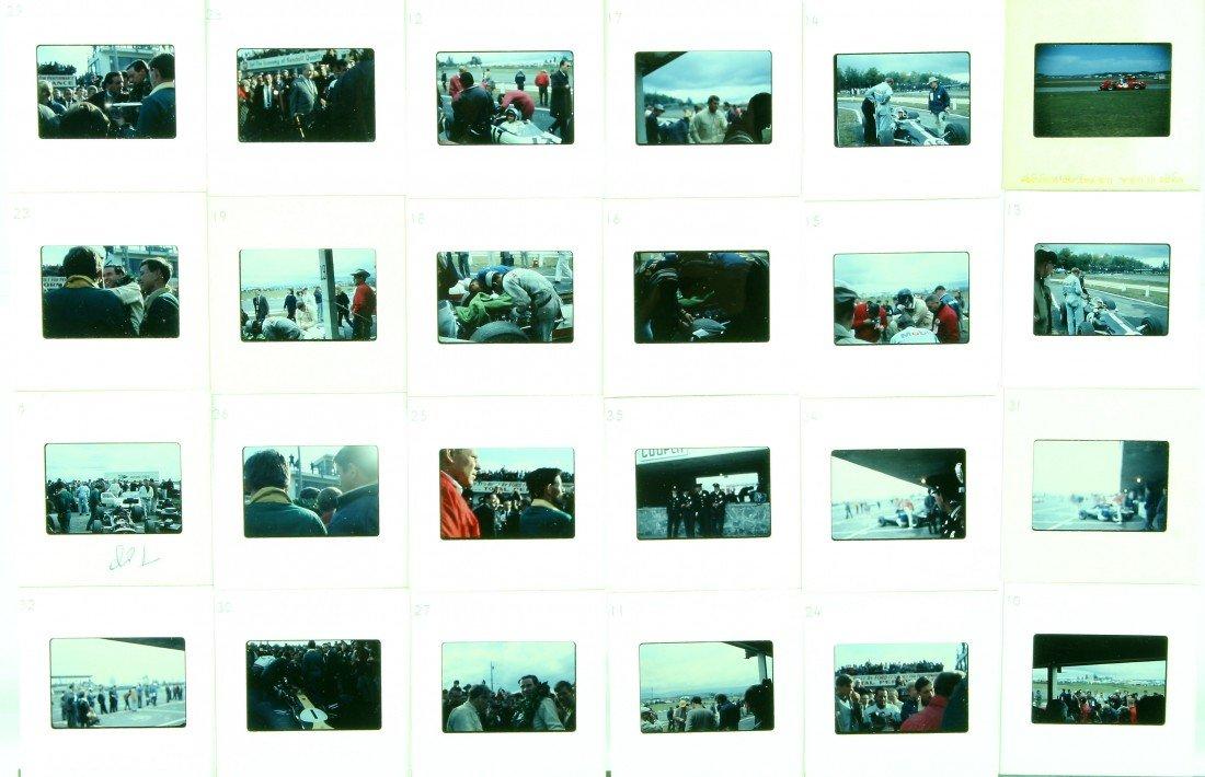 502: 24 Color Slides - Watkins Glen Oct. 1966 Dietrich