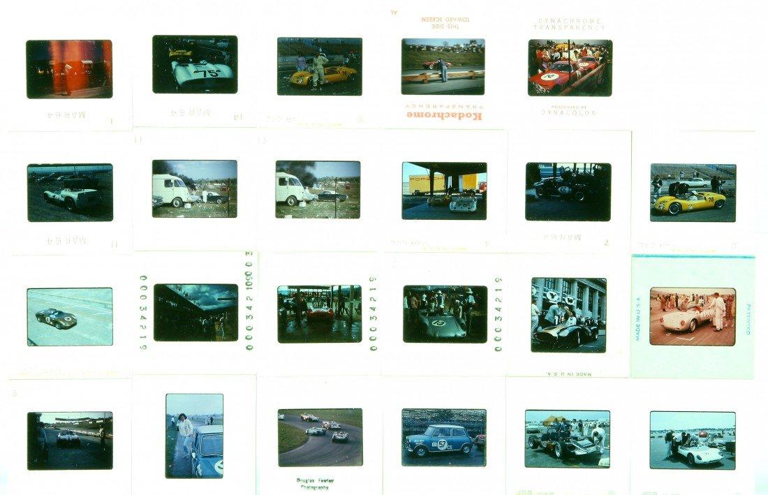 503: 23 Color Slides - Mexico Grand-Prix, 1964 & 1965