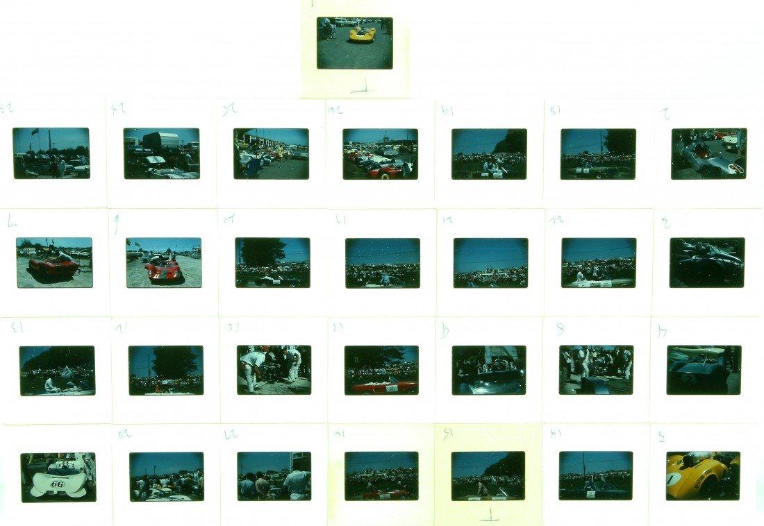 505: 28 Color Slides - Player's 200 Mosport-Dietrich