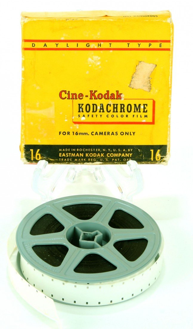 508: 16mm Film - May 1957 Dietrich Collection
