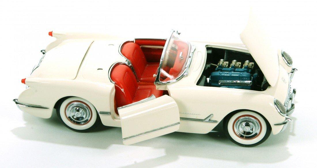 510: Die-cast MIB 1953 Corvette 1:24 Scale