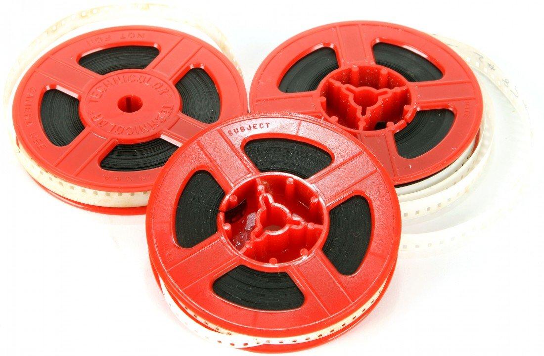 520: 8mm Film - Sebring 1958 Dietrich Collection