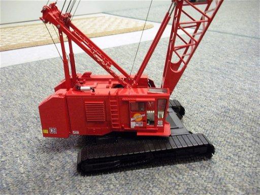218: Manitowoc 4100 Crawler Crane
