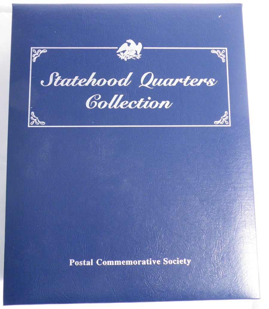 STATEHOOD QUARTERS COLLECTION VOLUME II 50 COINS