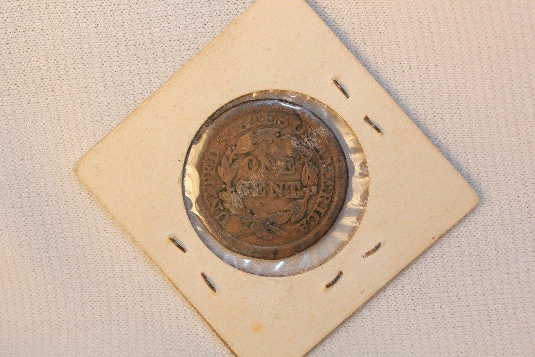 1: 1847 US LARGE CENT