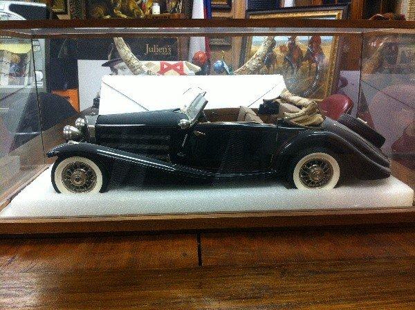 217: Mid 1930's Mercedes-Benz 500K Cabriolet - Model Ca