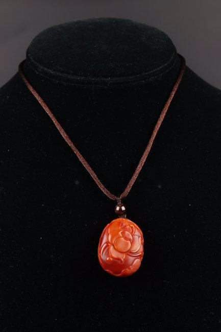 An A Grade Jadeite Necklace