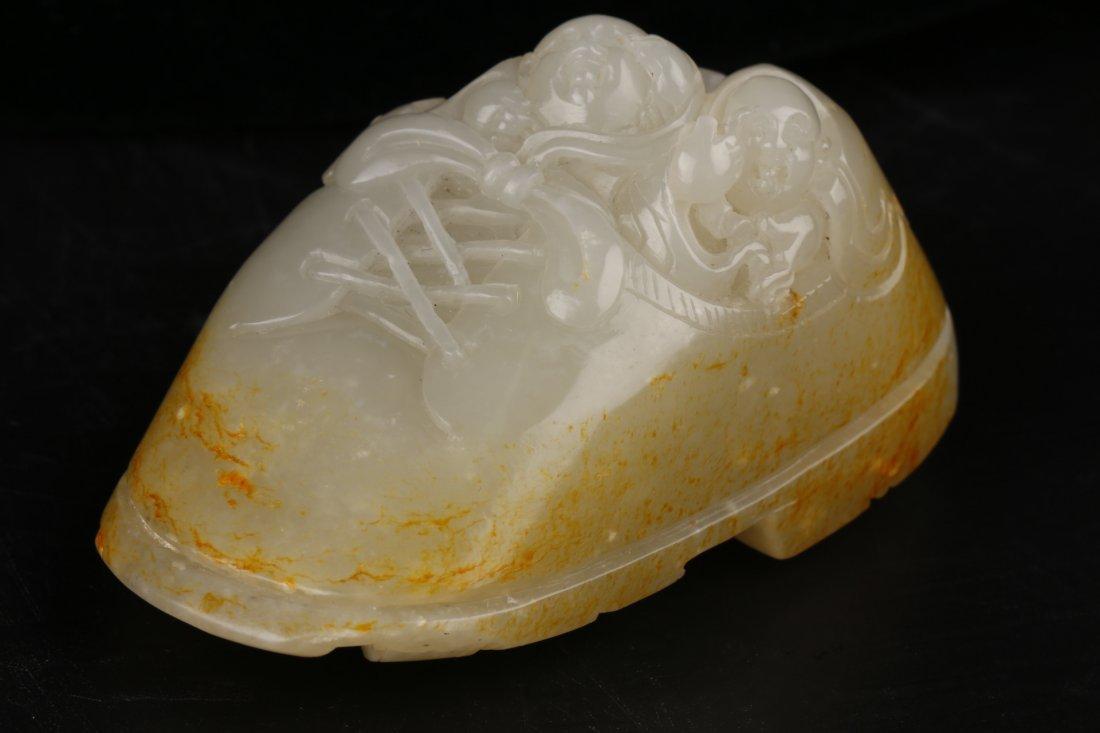 A Pair Of Magenta Glazed Porcelain Bowl
