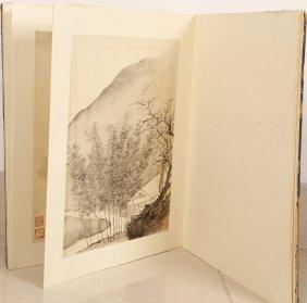 Wu Hufan, Chinese Hand Painting Album.