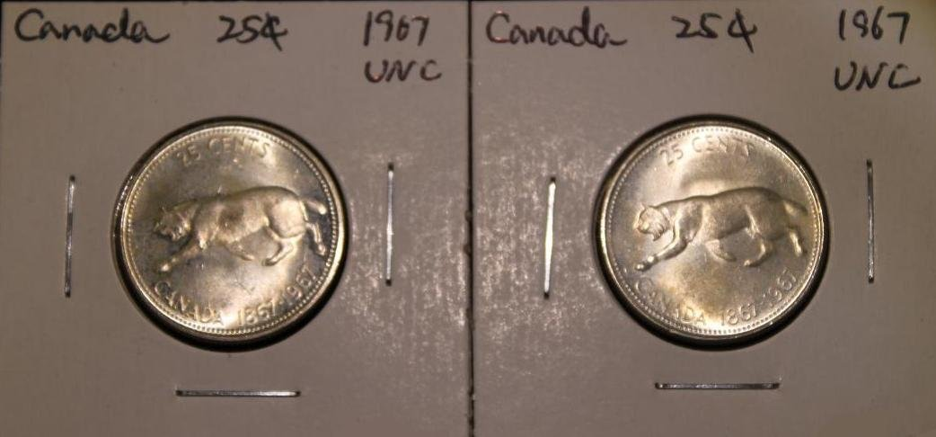 004: CANADIAN COIN