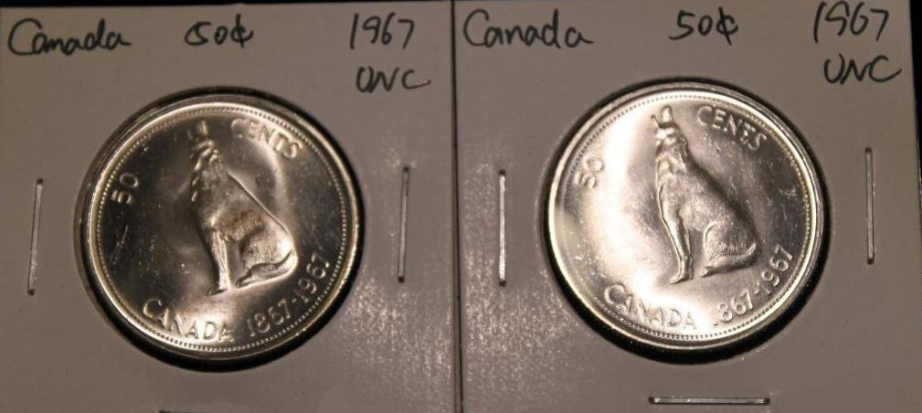 005: CANADIAN COIN