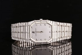 Audemars Piguet 18k Platinum Mechanical Watch