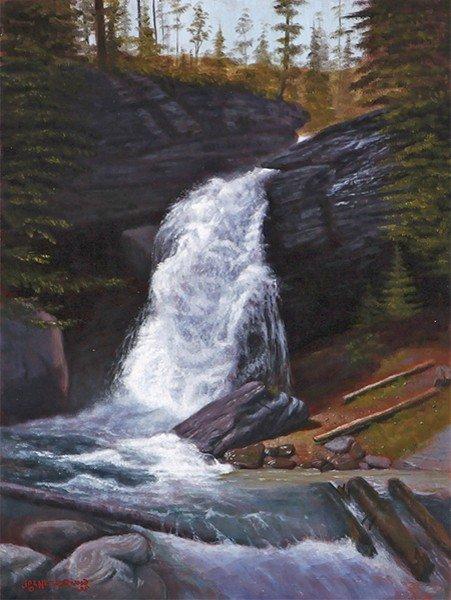 2: Baring Falls