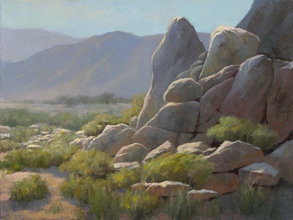 7: Desert Light