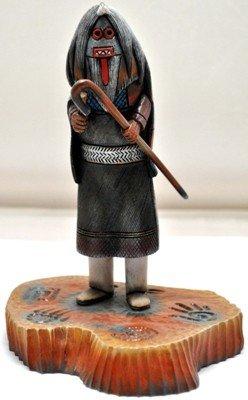 24: Hopi Yohozro Wuhti Cold-Bringing Woman Cottonwood