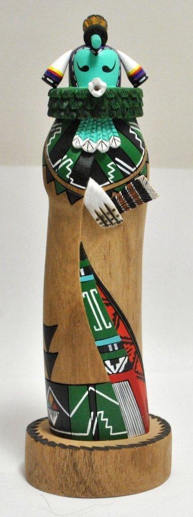 2: Zuni Kain na 'Kwe Kachina - Tiffany Tsabetsaye