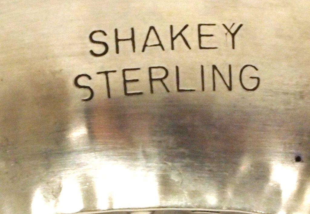 Navajo Multi-Stone Sterling Silver Horses Cuff Bracelet - 4