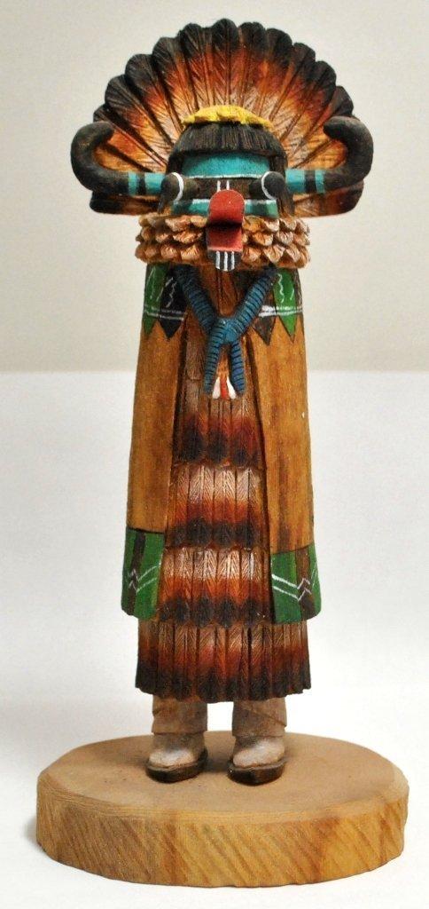 Hopi Sio Salako Mana Kachina - Waapaataka Amilestewa