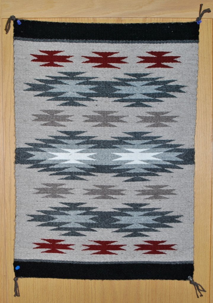 Navajo Multi-Color Rug - Betty Sam