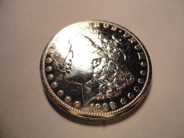 8: 1899-O MORGAN DOLLAR