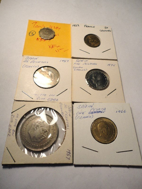 12: COIN LOT