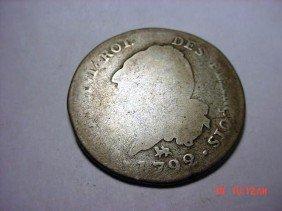 17: 1792 FRANCE 30 SOLS