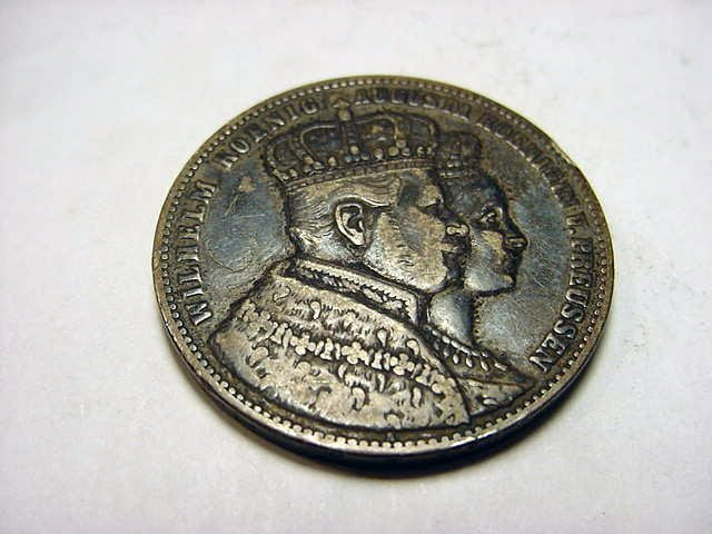 65: 1861 PRUSSIA THALER