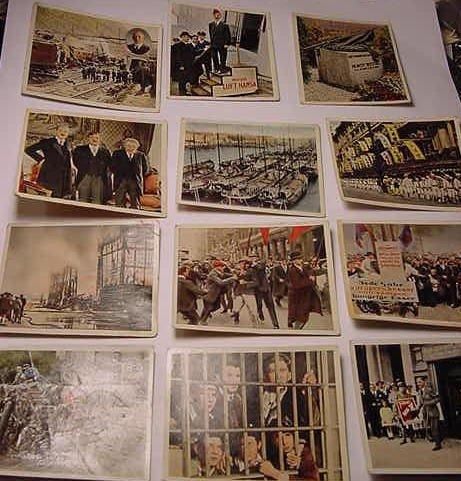 13: [12] GERMAN CIGARETTE CARDS