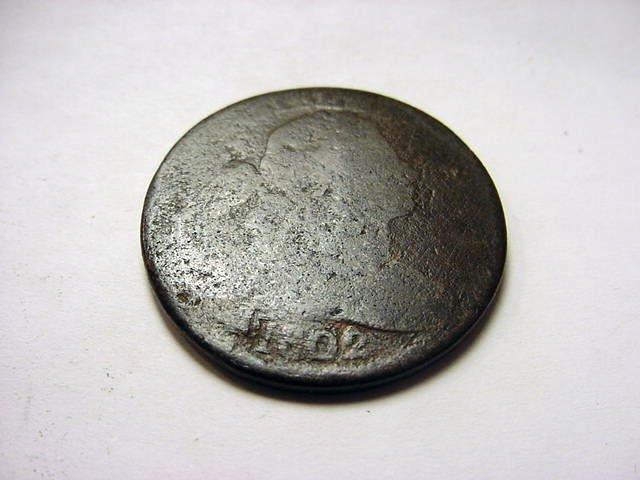 455: 1802 LARGE CENT