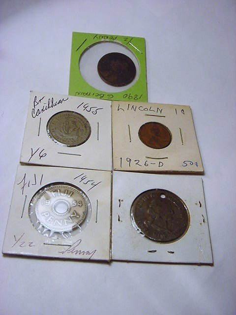 14: COIN LOT