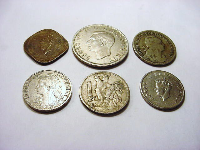 24: COIN LOT
