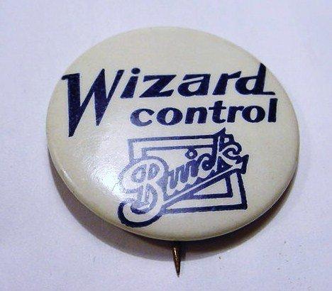 10: 1932 BUICK WIZARD CONTROL BUTTON